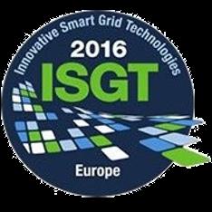 IEEE PES ISGT 2016 Europe